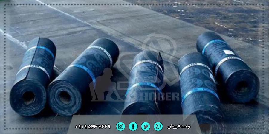 بهترین برند ایزوگام برای پشت بام از کارخانه تبریز