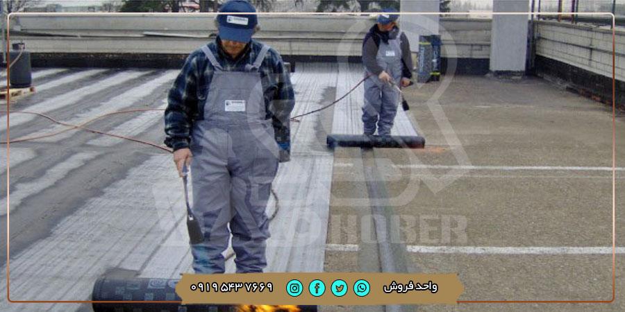 لیست قیمت ایزوگام بدون نصب سهند تبریز