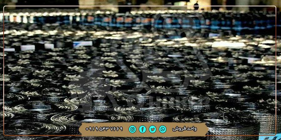 صادرات ایزوگام های استاندارد سهند تبریز