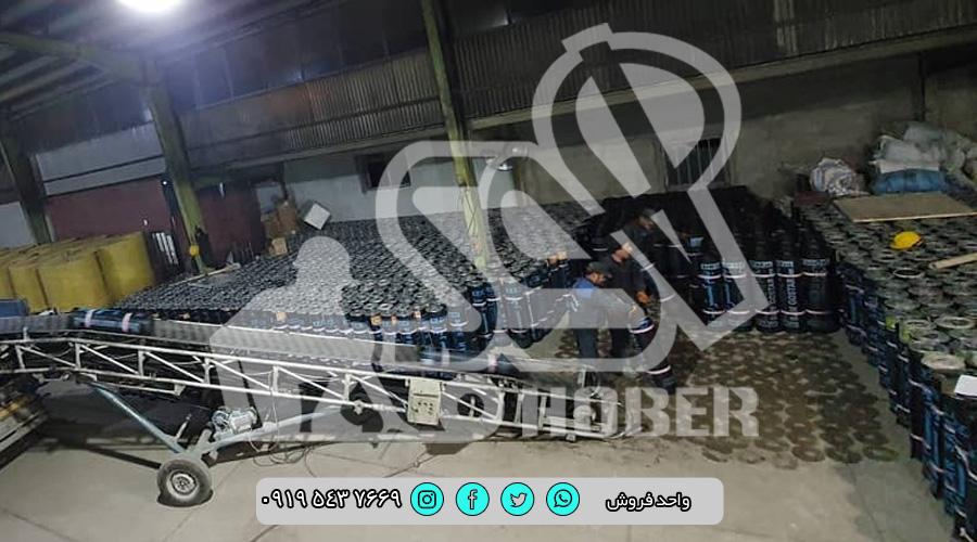 کارخانه تولید ایزوگام درجه یک در تبریز